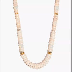 Madewell Mother of Pearl Necklace